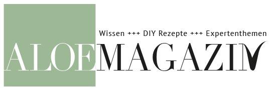 ALOE MAGAZIN Logo